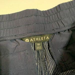 Athleta Shorts - ‼️ATHLETA Linen Shorts Size 10‼️